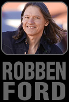 Robben Ford guitar lessons