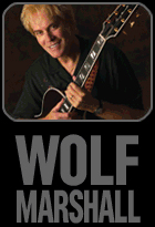 Wolf Marshall guitar lessons