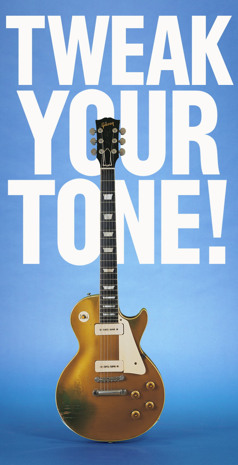 how to get a funk guitar tone
