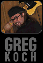 Greg Koch guitar lessons